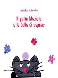 Il gatto Maciste e la bolla di sapone - copertina