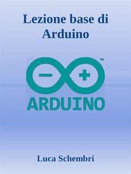 Lezione base di Arduino - copertina