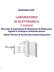 Laboratorio di elettronica - copertina