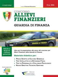 004 | Concorso Allievi Finanzieri Guardia di Finanza (Prova Scritta di Cultura Generale e TPA) - copertina