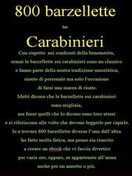 Barzellette sui carabinieri - copertina