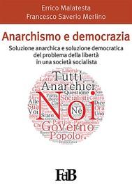 Anarchismo e democrazia - copertina