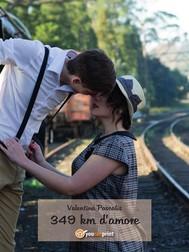 349 km d'amore - copertina