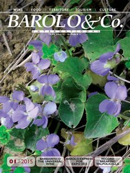 Barolo&Co. International - Year XXXIII - Number I - copertina