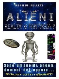 Alieni, realtà o fantasia? - copertina