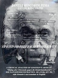 A critical analysis of einstein's article:  - copertina
