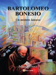 Bartolomeo Bonesio - copertina