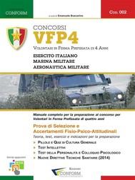 Concorso VFP4 - Volontari in ferma prefissata di 4 anni - copertina