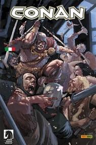 Conan 9. Due nemediani entrano in una taverna… - copertina