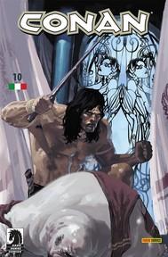 Conan 10. Il Tempio di Kallian Publico - copertina