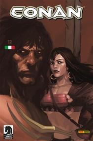 Conan 12. La strada di Hanumar - copertina