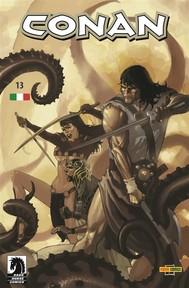 Conan 13. Il demone nascosto - copertina