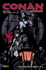 Conan il Barbaro 3. Il sotterfugio di Argos - copertina