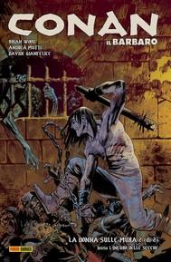 Conan il Barbaro 8. La donna sulle mura & L'incubo delle secche - copertina