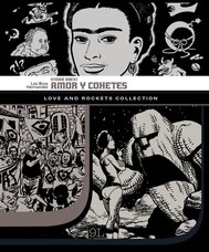 Love and Rockets Collection. Storie brevi: Amor y cohetes (9L) - copertina