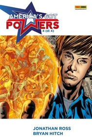 America's Got Powers 4 - copertina