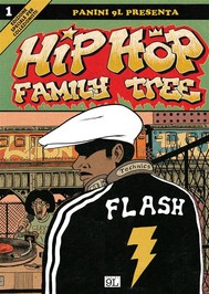 Hip Hop Family Tree (9L) - copertina