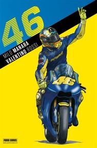 46 (Milo Manara & Valentino Rossi) - copertina