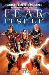 Fear Itself (Grandi Eventi Marvel) - copertina