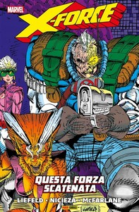 X-Force (1991) 1 - Librerie.coop