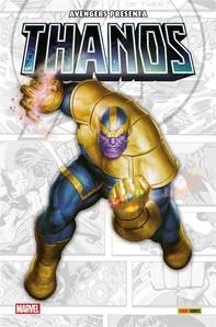 Avengers Presenta: Thanos - Librerie.coop