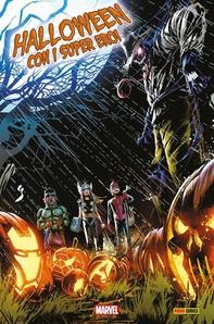 Halloween con i Super Eroi Marvel - Librerie.coop