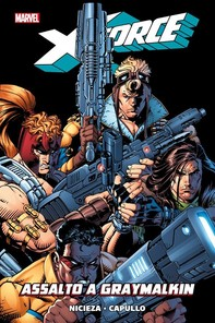 X-Force (1991) 3  - Librerie.coop