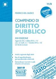 Compendio di Diritto Pubblico - Librerie.coop