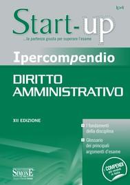Ipercompendio Diritto Amministrativo - copertina