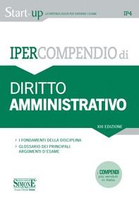 Ipercompendio Diritto Amministrativo - Librerie.coop