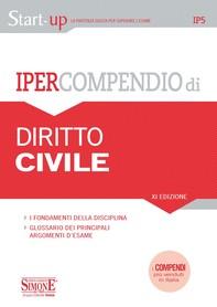 Ipercompendio Diritto Civile - Librerie.coop