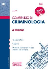 Compendio di Criminologia - Librerie.coop