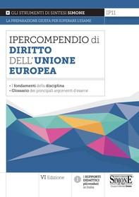 Ipercompendio Diritto dell'Unione europea - Librerie.coop