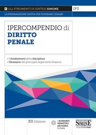 Ipercompendio Diritto Penale - Librerie.coop
