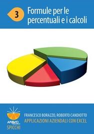 Applicazioni aziendali con Excel 3 Formule per le percentuali e i calcoli - copertina