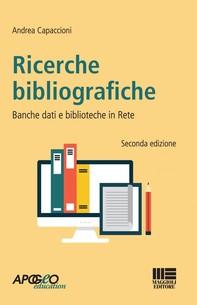 Ricerche bibliografiche - Librerie.coop