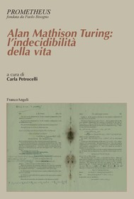 Alan Mathison Turing: l'indecidibilità della vita - copertina