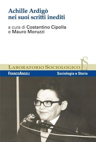 Achille Ardigò nei suoi scritti inediti - copertina