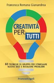 Creatività per tutti. - copertina
