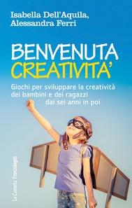 Benvenuta creatività - copertina