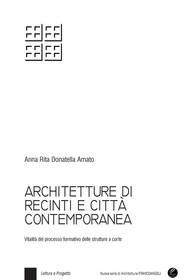 Architetture di recinti e città contemporanea - copertina