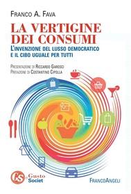 La vertigine dei consumi - copertina