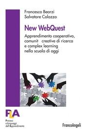 New WebQuest - copertina