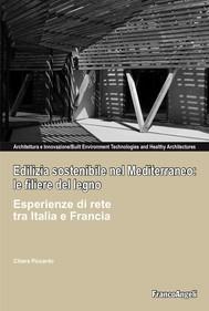 Edilizia sostenibile nel mediterraneo: le filiere del legno - copertina