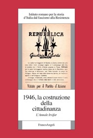 1946, la costruzione della cittadinanza - copertina