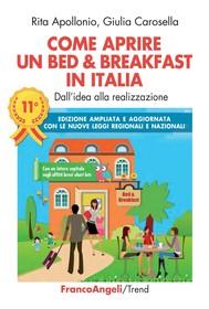 Come aprire un Bed & Breakfast in Italia - copertina