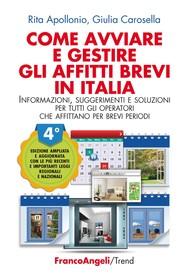 Come avviare e gestire gli affitti brevi in Italia - copertina
