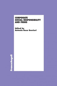 Corporate social responsability and firms - copertina