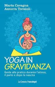 Yoga in gravidanza - copertina