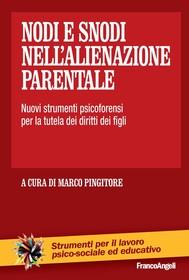 Nodi e snodi nell'alienazione parentale - copertina